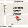 Gardena Family Dental Directions